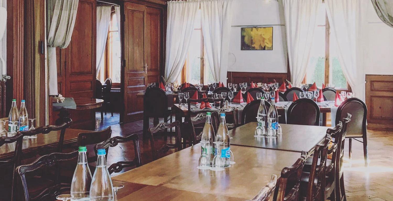 Seminar im Hôtel de l'Aigle, Couvet, Val-de-Travers
