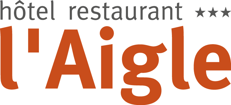 Logo de l'Hôtel de l'Aigle