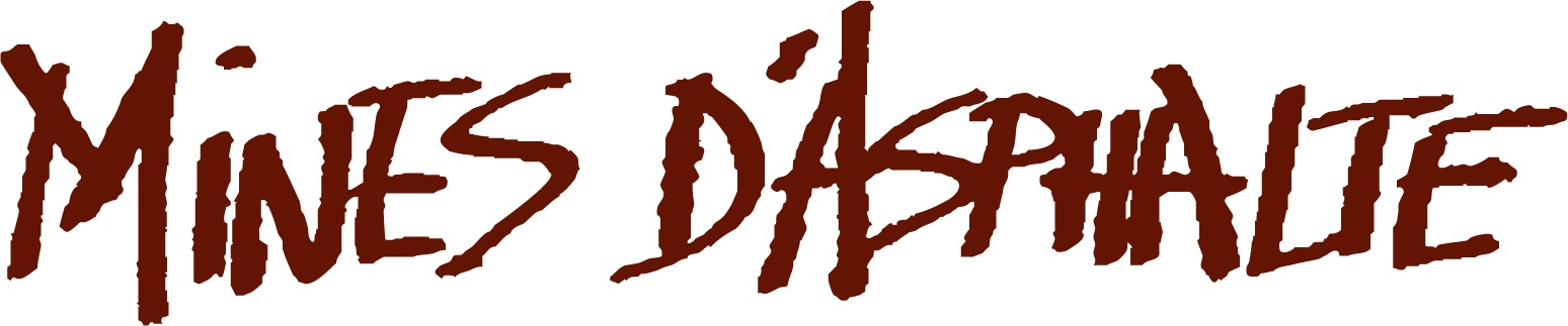 Logo des Mines d'asphalte