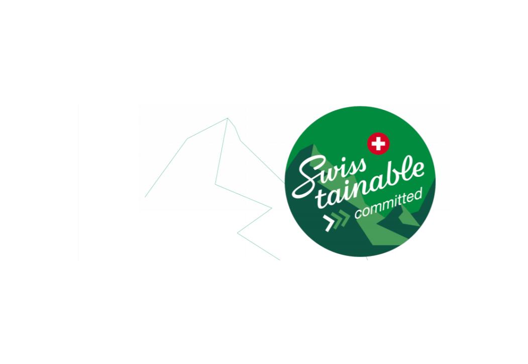 Goût & Région ist Swisstainable zertifiziert